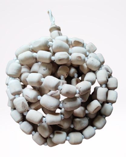 108 Beads Pure Tulsi Original Japa Mala