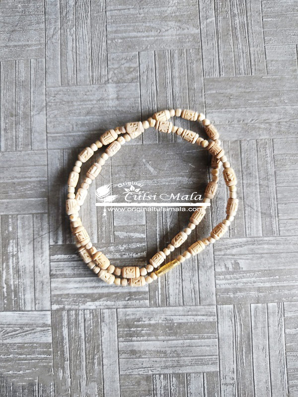 Sterling Silver Narasimha Locket With Black Tulsi Kanthi Mala Wholesaler, Exporter and Suppliers in India and Worldwide. Buy Original Tulsi Mala Products Online from www.originaltulsimala.com