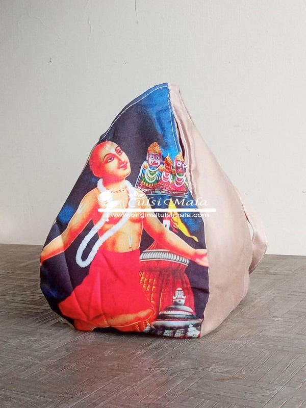 Gauranga Mahaprabhu Japa Bead Bag Premium