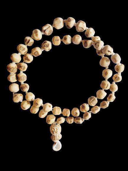 54 Beads Original Tulsi Jap Mala