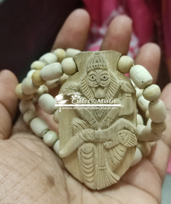 Narasimha Original Tulsi LOcket- Tulsi Necklace