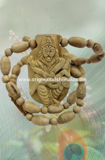 ISKCON Narasimha Kadam Tulsi Necklace