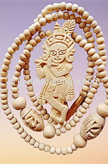 Shri Krishna Locket Pendant Mala