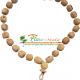 27 Beads Pure Tulsi Japa Mala (Beads Size 20 MM)