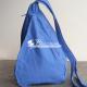 Blue Cotton Japa Bead Bag premium