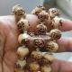 Om Namah Shivay 108 Beads Original Tulsi Japa Mala