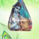 Digital Printed Srila Prabhupada Chanting Bag