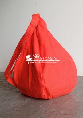 Pure Cotton Japa Bead Bag premium