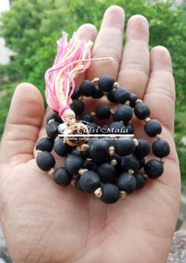 54 Beads Shyama Tulsi Japa Mala