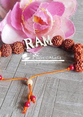 Ram Naam Rudraksha Braceletet